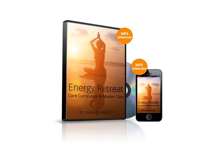 Energy Retreat: Core Curriculum & Master Class by Jarrad Hewett