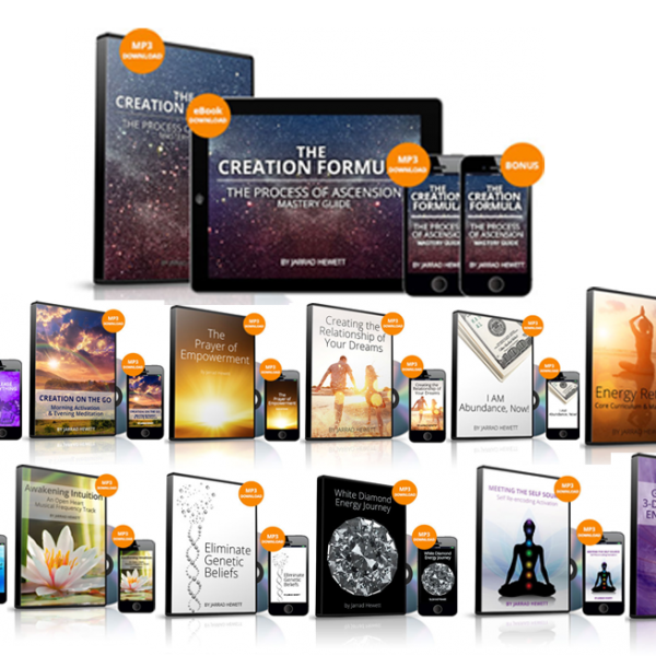 Beyond Creation Program Special Offer For Embracing Your Power from Jarrad Hewett