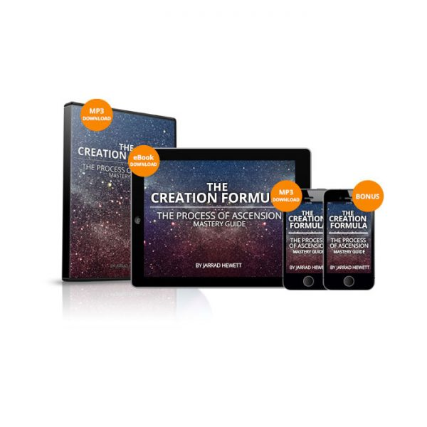 The Creation Formula by Jarrad Hewett