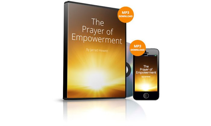 The Prayer of Empowerment Journey by Jarrad Hewett