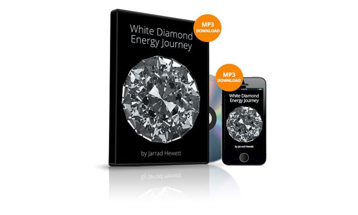 White Diamond Energy Journey by Jarrad Hewett